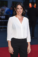 """Belen Atienz<br /> at the London Film Festival premiere for """"A Monster Calls"""" at the Odeon Leicester Square, London.<br /> <br /> <br /> ©Ash Knotek  D3162  06/10/2016"""