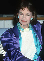 #GloriaVanderbilt 1986   <br /> Photo By Adam Scull/PHOTOlink.net