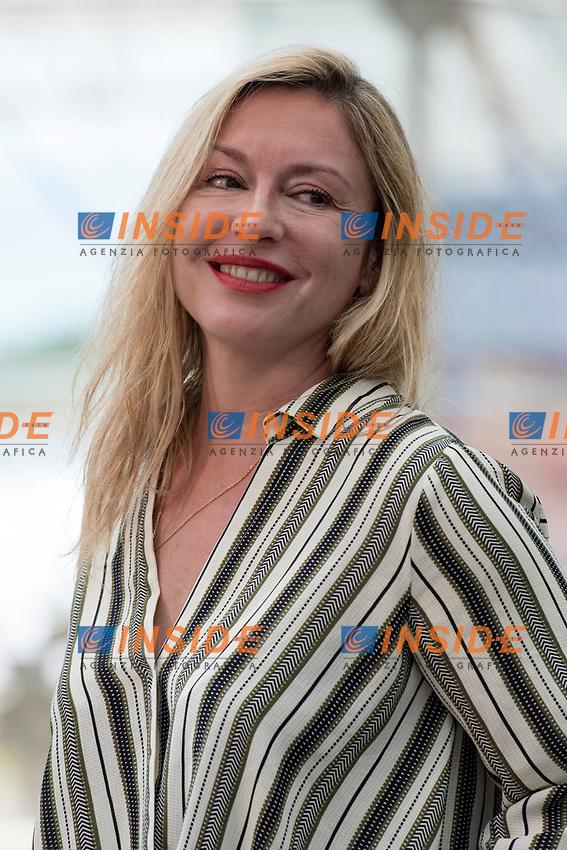 Axel Huet - Charlie Bruneau Yves Pignot - Marie Vincent - Jeanne Savary (En famille) Monaco - 17/06/2017<br /> 57 festival TV Monte Carlo <br /> Foto Norbert Scanella / Panoramic / Insidefoto