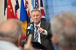 Special Coordinator for Middle East Peace Process Briefs Media