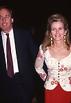 Robert Trump with his wife Blaine Trump Attending a Birthday celebration for his brother Donald Trump at the Trump Castle in Atlantic City, New Jersey.<br />June 14, 1991