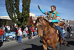 Images from the Nevada Day parade in Carson City, Nev. on Saturday, Oct. 27, 2012. .Photo by Cathleen Allison