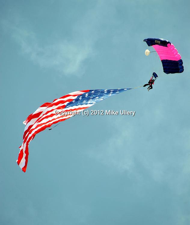 Sunday at the 2012 Vectren Dayton Air Show