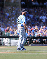 pitching coach Pete Woodworth - Seattle Mariners 2020 spring training (Bill Mitchell)