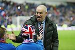 05/04/16 Rangers v Dumbarton.  Pix by Keith Campbell. MARK WARBURTON