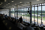 HOT SPRINGS, AR - APRIL 15: Oaklawn scenery before the running of the Arkansas Derby at Oaklawn Park on April 15, 2017 in Hot Springs, Arkansas. (Photo by Justin Manning/Eclipse Sportswire/Getty Images)