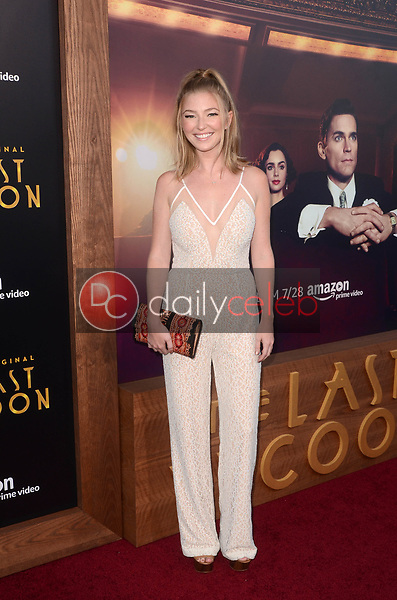 "Diana Hopper<br /> at ""The Last Tycoon"" Red Carpet Premiere Screening, Harmony Gold Theater, Los Angeles, CA 07-27-17<br /> David Edwards/DailyCeleb.com 818-249-4998"