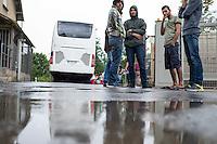 2015/09/01 Thüringen | Eisenberg | Erstaufnahmelager