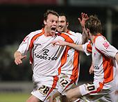 2007-12-03 Scunthorpe United v Blackpool