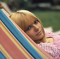 France GALL<br /> © patrick BERTRAND- Rancurel Phototheque/ DALLE