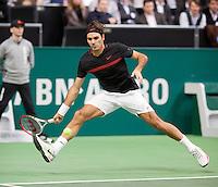 17-02-12, Netherlands,Tennis, Rotterdam, ABNAMRO WTT,  Roger Federer.