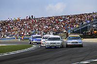 1997 British Touring Car Championship. Race start.