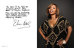 Elise Neal photographed for ART & SOUL