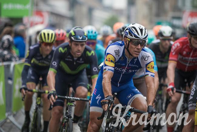 Philippe Gilbert (BEL/Quick Step floors) in the bunch<br /> <br /> Binckbank Tour 2017 (UCI World Tour)<br /> Stage 4: Lanaken > Lanaken (BEL) 155km