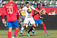 CARSON, CA - FEBRUARY 1: Sebastian Lletget #17 of the United States during a game between Costa Rica and USMNT at Dignity Health Sports Park on February 1, 2020 in Carson, California during a game between Costa Rica and USMNT at Dignity Health Sports Park on February 1, 2020 in Carson, California.