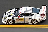 22-25 January, 2015, Daytona Beach, Florida USA<br /> 911, Porsche, 911 RSR, GTLM, Nick Tandy, Patrick Pilet, Marc Lieb<br /> ©2015, F. Peirce Williams