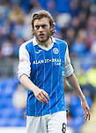 St Johnstone FC…Season 2017-18<br />Murray Davidson<br />Picture by Graeme Hart.<br />Copyright Perthshire Picture Agency<br />Tel: 01738 623350  Mobile: 07990 594431