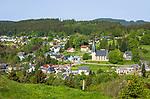 Deutschland, Thueringen, Stuetzerbach: im Tal der Lengwitz, am Nordosthang des Thueringer Waldes gelegen, nur etwa 3 km vom Rennsteig entfernt | Germany, Thuringia, Stuetzerbach: village in Thuringia Forest, only 3 km far from Rennsteig Hiking Trail