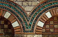 Bulgarien, Kirche Sv. Archangel Michael und Gabriel, Unesco-Weltkulturerbe