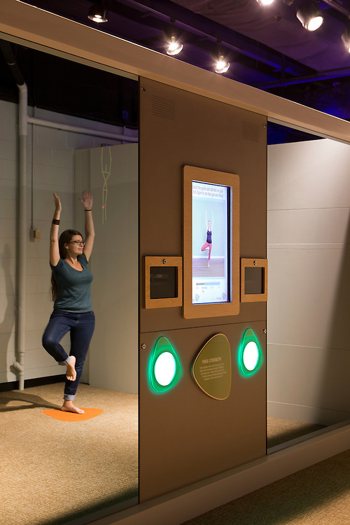 BOOST! Exhibit at the Science Museum of Virginia | ROTO Design