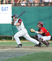 July 28th 2007:  Matt Hague during the Cape Cod League All-Star Game at Spillane Field in Wareham, MA.  Photo by Mike Janes/Four Seam Images