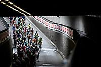 peloton.<br /> <br /> GP Marcel Kint 2019 (BEL)<br /> One Day Race: Kortrijk – Zwevegem 188.10km. (UCI 1.1)<br /> Bingoal Cycling Cup 2019