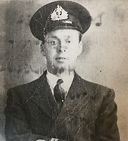 BNPS.co.uk (01202 558833)<br /> Pic: Spink/BNPS<br /> <br /> Pictured: Lieutenant Donald Buller.<br /> <br /> The medals of a hero commander who did 'cloak and dagger' missions to occupied Norway and returned with Christmas trees for the Royals and Winston Churchill are being sold.<br /> <br /> Lieutenant Donald Buller evaded detection to deliver radio equipment to agents on the Nazi-patrolled Norwegian west coast in late 1943.<br /> <br /> He returned with two festive trees lashed to its deck which were gifts from the Norwegian Resistance to Churchill and the young princesses Elizabeth and Margaret.