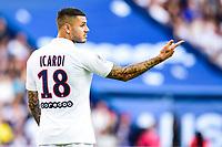 Mauro Icardi (PSG)<br /> 14/09/2019<br /> Paris Saint Germain PSG - Strasbourg <br /> Calcio Ligue 1 2019/2020 <br /> Foto JB Autissier Panoramic/insidefoto <br /> ITALY ONLY
