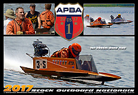 3-S.   (Outboard Hydroplane)