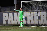 Miami, FL - Tuesday, October 15, 2019:  JT Marcinkowski #1 during a friendly match between the USMNT U-23 and El Salvador at FIU Soccer Stadium.