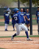 Tim Locastro - Los Angeles Dodgers 2018 spring training (Bill Mitchell)