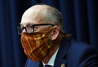 Ranking Member United States Representative Greg Walden (Republican of Oregon) listens to Dr. Anthony Fauci, Director, National Institute for Allergy and Infectious Diseases, National Institutes of Health, during a House Committee on Energy and Commerce hearing on the Trump Administration's Response to the COVID-19 Pandemic, on Capitol Hill in Washington, DC on Tuesday, June 22, 2020. <br /> Credit: Kevin Dietsch / Pool via CNP/AdMedia