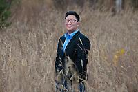 Service High Senior Ted Hwang