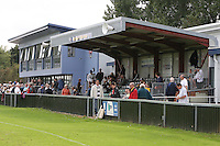 General view of the ground - AFC Sudbury vs Romford - Ryman League Division One North Football at The Mel Group Stadium - 04/09/10 - MANDATORY CREDIT: Gavin Ellis/TGSPHOTO - SELF-BILLING APPLIES WHERE APPROPRIATE. NO UNPAID USE. TEL: 0845 094 6026