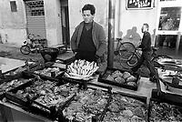 - fish market in Mazara del Vallo....- mercato del pesce a Mazara del Vallo