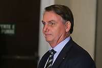 03.02.2020 - Bolsonaro participa de almoço na Fiesp em SP