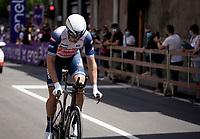 Koen de Kort (NED/Trek - Segafredo)<br /> <br /> 104th Giro d'Italia 2021 (2.UWT)<br /> Stage 21 (final ITT) from Senago to Milan (30.3km)<br /> <br /> ©kramon