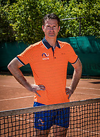 Almere, Netherlands, May 26, 2017,  Jacco Eltingh New Director sportif<br /> Photo: Tennisimages/Henk Koster