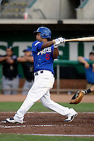 Rafael Ynoa - Ogden Raptors (2009 Pioneer League) playing against the Missoula Osprey at Lindquist Field, Ogden, UT - 08/22/2009..Photo by:  Bill Mitchell/Four Seam Images..