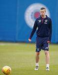 16.01.2020 Rangers training: Jamie Murphy