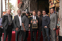 LOS ANGELES - JUN 24:  Jon Voight, Gore Verbinsky, Martin Lawrence, Jerry Bruckheimer, Johnny Depp, Tom Cruise, Bob Iger at  the Jerry Bruckheimer Star on the Hollywood Walk of Fame  at the El Capitan Theater on June 24, 2013 in Los Angeles, CA