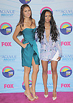 Nina Dobrev and Kat Graham at FOX's 2012 Teen Choice Awards held at The Gibson Ampitheatre in Universal City, California on July 22,2012                                                                               © 2012 Hollywood Press Agency