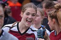 Auckland v Manawatu. 2021 National Women's Under-18 Hockey Tournament day five at National Hockey Stadium in Wellington, New Zealand on Thursday, 15 July 2021. Photo: Dave Lintott / lintottphoto.co.nz https://bwmedia.photoshelter.com/gallery-collection/Under-18-Hockey-Nationals-2021/C0000T49v1kln8qk