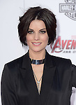 "Jaimie Alexander attends The World Premiere of Marvel's ""Avengers"" Age of Ultron,"" held at The Dolby Theatre in Hollywood, California on April 13,2015                                                                               © 2014 Hollywood Press Agency"