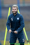St Johnstone Training…30.03.18<br />Richie Foster pictured during training this morning at McDiarmid Park ahed of tomorrows game at Aberdeen<br />Picture by Graeme Hart.<br />Copyright Perthshire Picture Agency<br />Tel: 01738 623350  Mobile: 07990 594431
