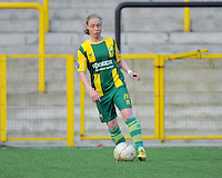 Lierse SK - ADO Den Haag : Yvette van der Veen.foto DAVID CATRY / Nikonpro.be