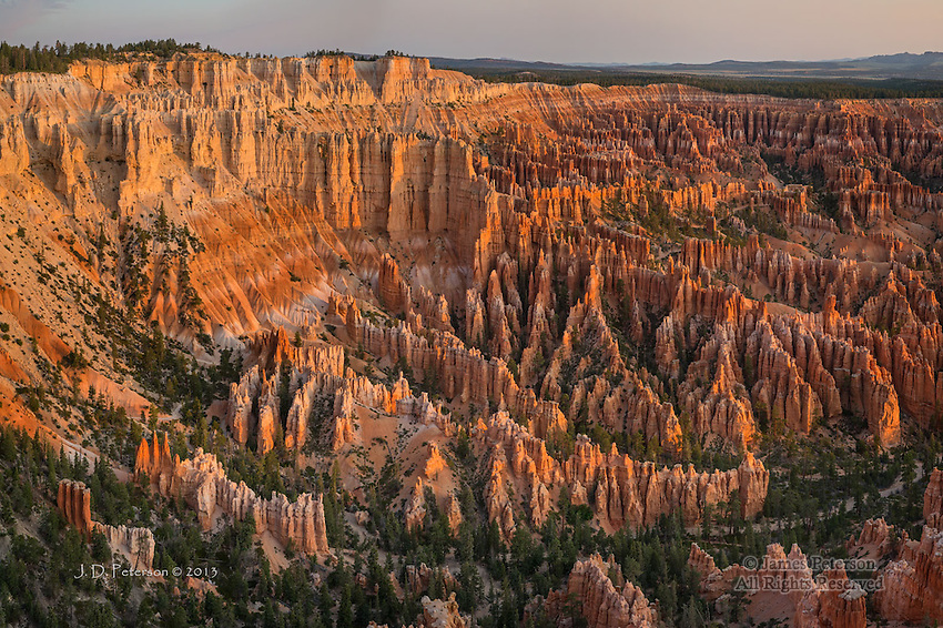 June Sunrise, Bryce Canyon, Utah