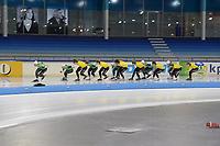 SCHAATSEN: HEERENVEEN: 20-09-2019, IJsstadion Thialf, Topsporttraining, ©foto Martin de Jong