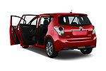 Car images of 2017 Toyota Verso 50th-Anniversary+-PACK 5 Door Mini MPV Doors