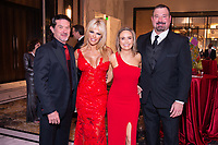 Houston Children's Charity Gala with special performance by Styx at The Post Oak Hotel on February 15, 2019.